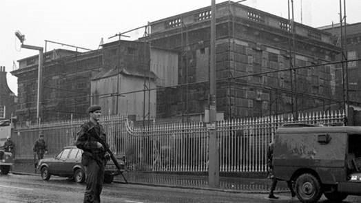 Crunmlin Road Gaol