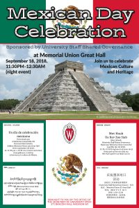 Mexican Day Celebration
